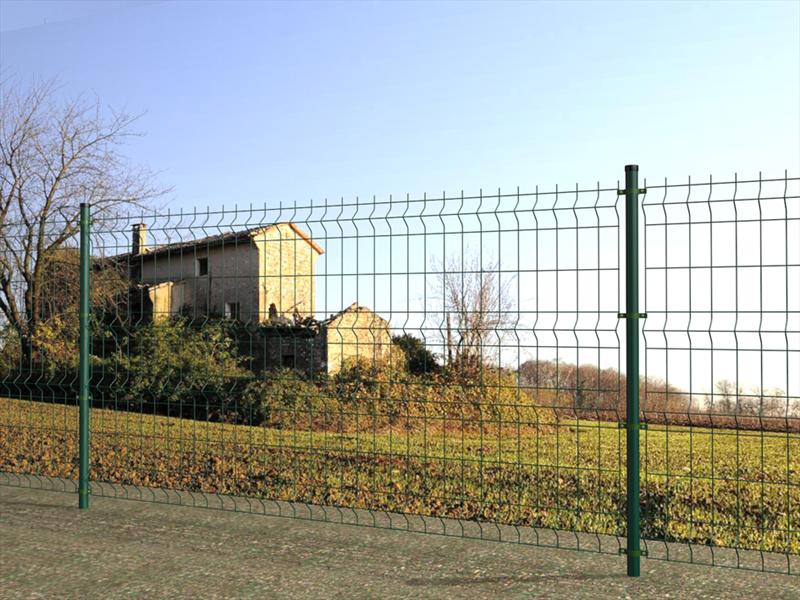Recinzione giardino economica ferro bulloni italia - Recinzione economica giardino ...
